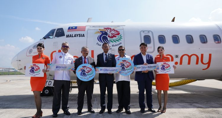 Firefly Airlines Visit Malaysia Year 2020 initiatives