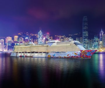 Dream cruises voluntarily suspends operations of Genting Dream from Singapore