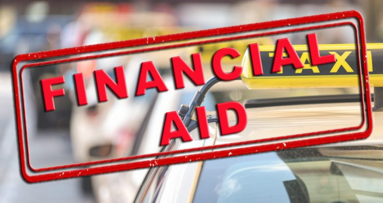 Financial aid for trishaw and taxi drivers by Penang state government