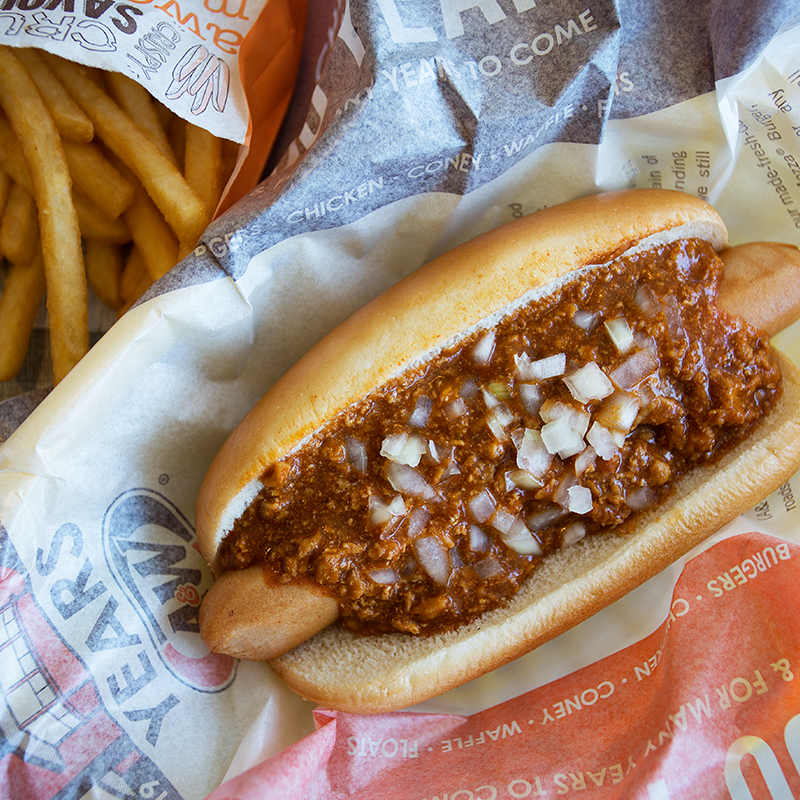 All Time Coney