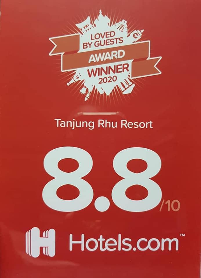 Aariana - TRR - Hotels.Com Award 2020