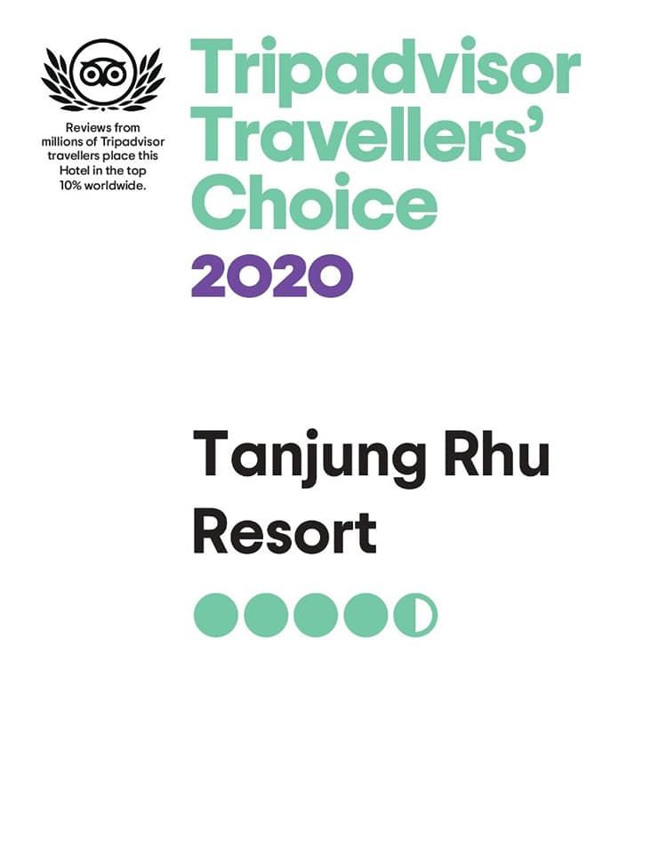Aariana - TRR - Tripadvisor Award 2020
