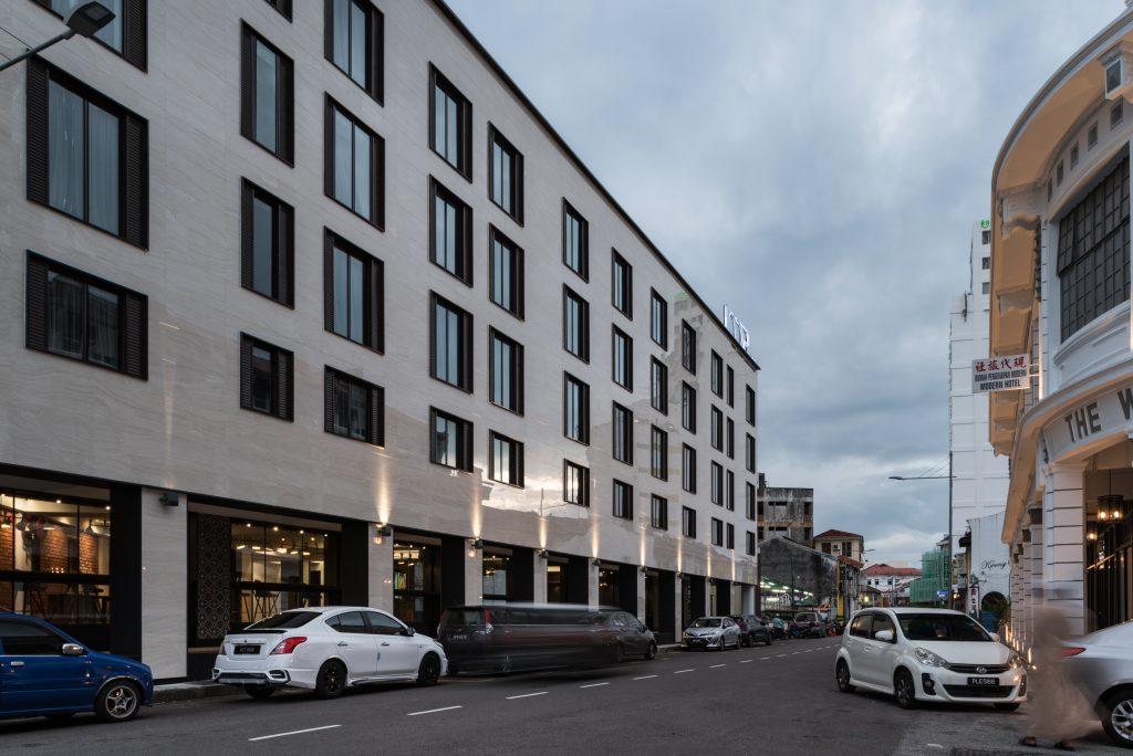 LOOP on Leith Hotel