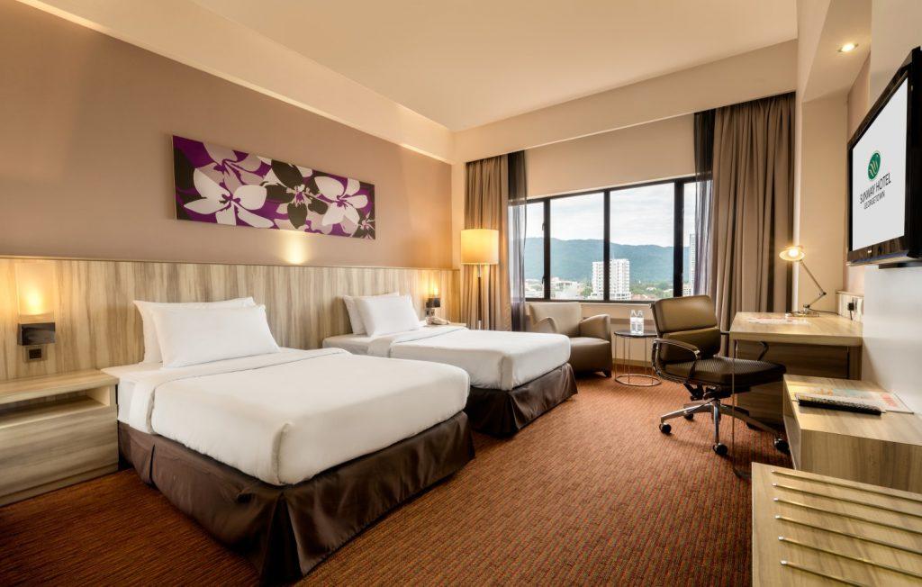 Sunway Hotel Georgeotown Room