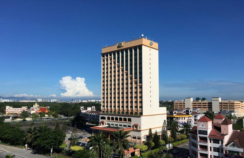 Sunway_Hotel Seberang Jaya Facade